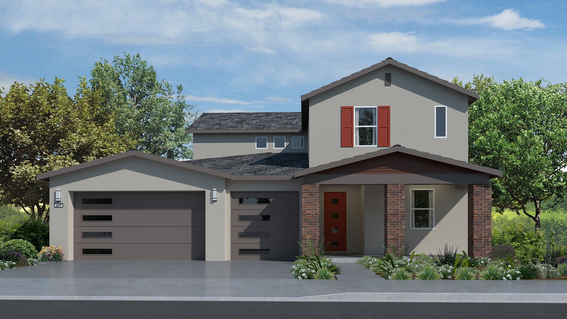 Residence 3391 | Elevation A
