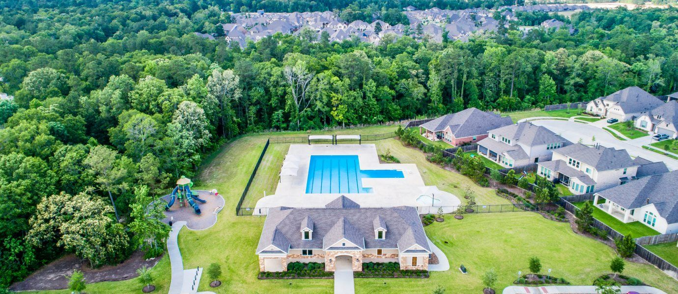Kingwood Swimming Pool