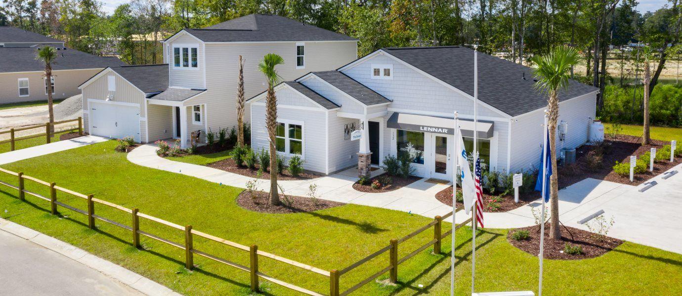 Cooper's Bluff Homes