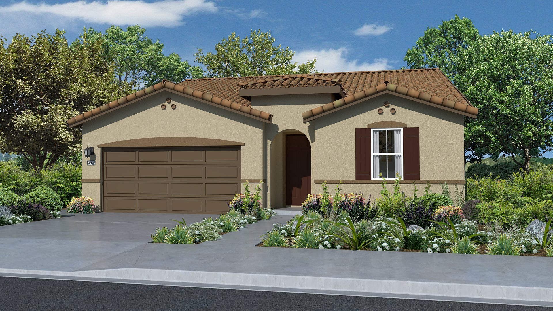 Whispering Hills at Saddle Point - Residence Three