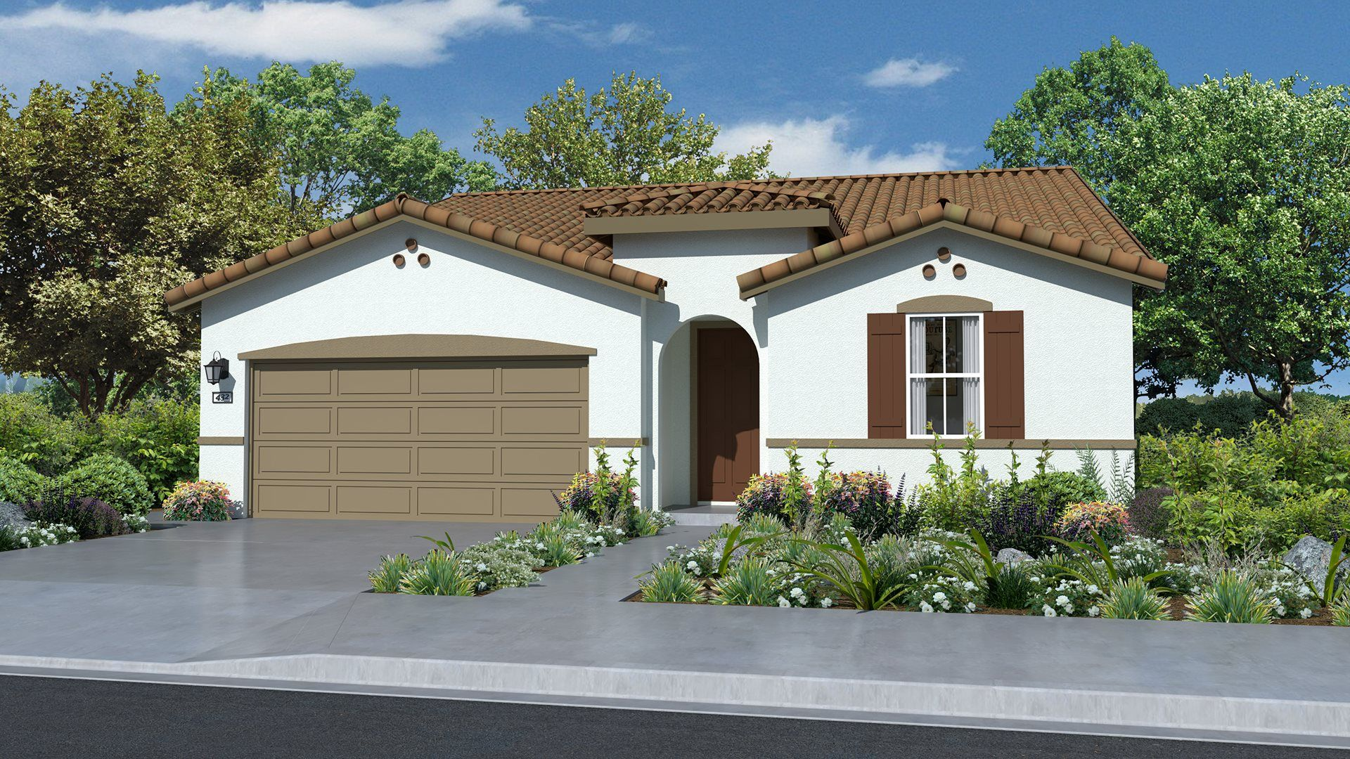 Bridle Walk at Saddle Point - Residence One A Exte