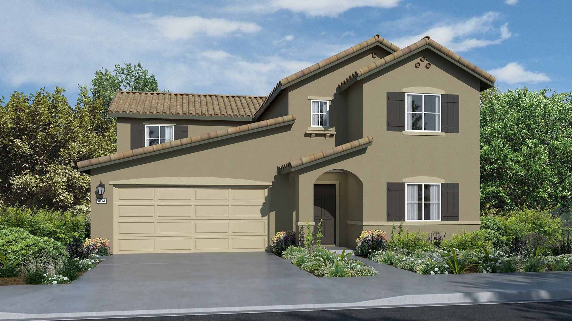 Bridle Walk at Saddle Point - Residence Two A Exte