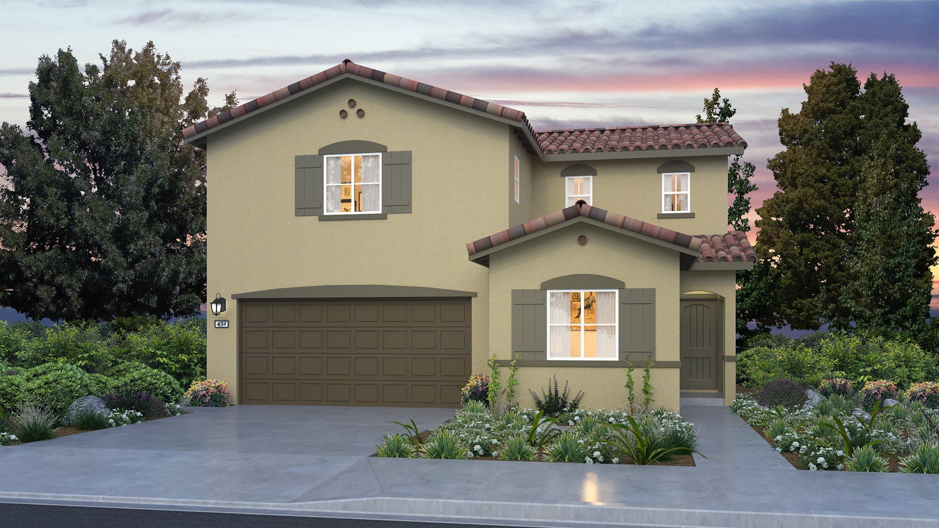 Meadow View at Prairie Crossing - Residence One A