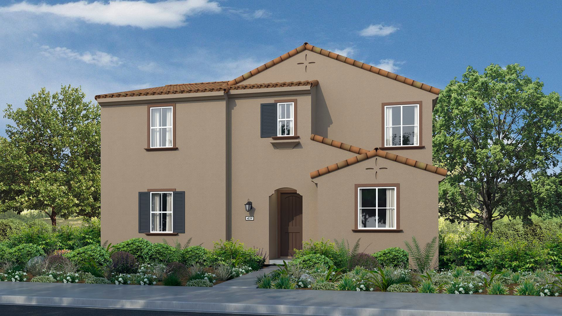 Voyage at The Preserve - Residence Two A Exterior