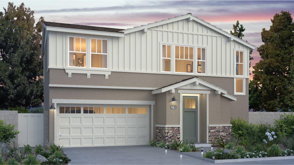 Gabion Ranch Stonebrook Residence 1 Exterior A