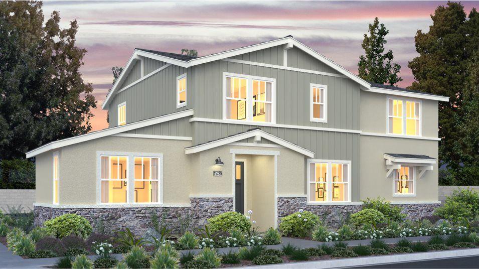 Gabion Ranch Stonebrook Residence 2 Exterior A