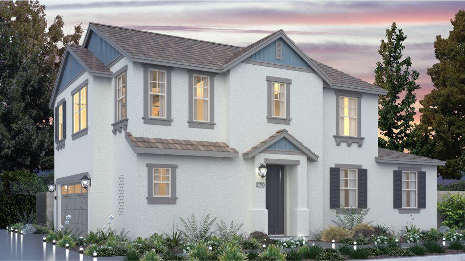 Gabion Ranch Ridgeview Residence Four Exterior B