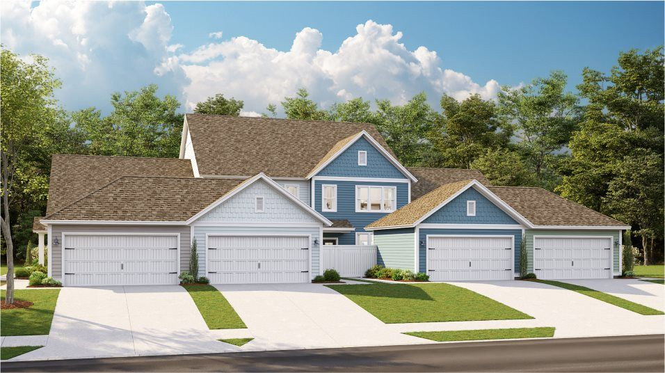 Belle Harbor Townhomes Augusta Exterior A