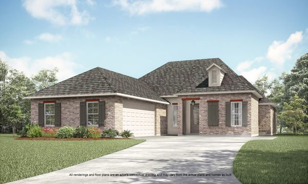 Exterior:ELEVATION D (not available in twin lakes)