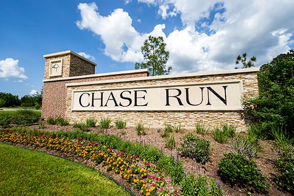 LGI Homes - Chase Run:Chase Run Monument
