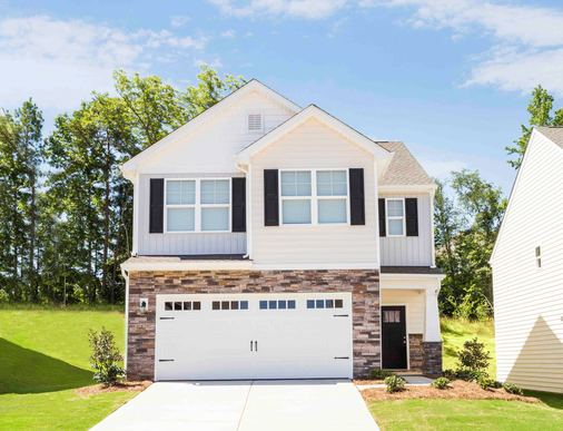 The Edisto by LGI Homes:Gorgeous 3 bed/2.5 bath available at Pecan Ridge