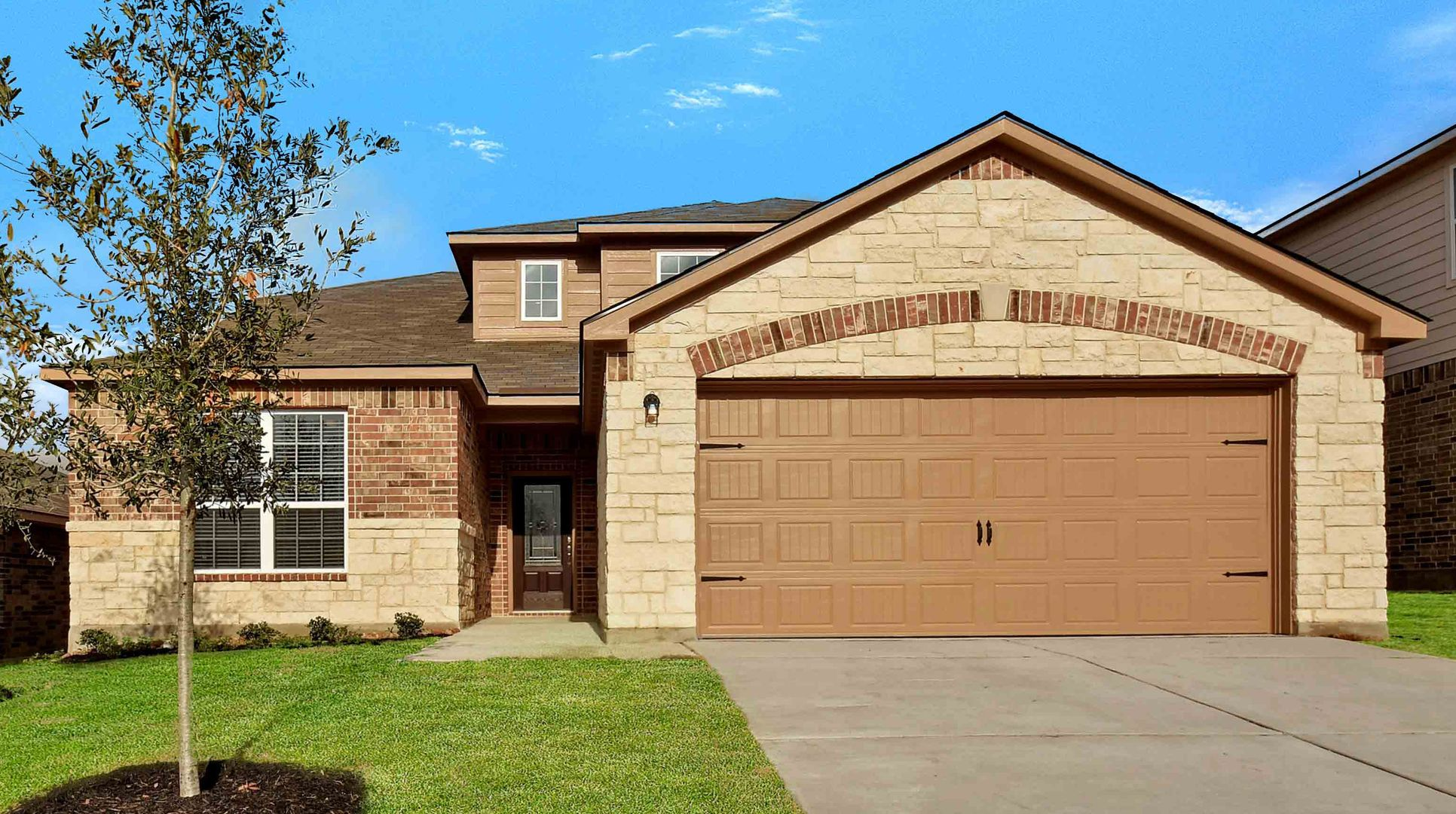 The Presidio by LGI Homes:Beautiful 2 Story Home includes AMAZING upgrades!