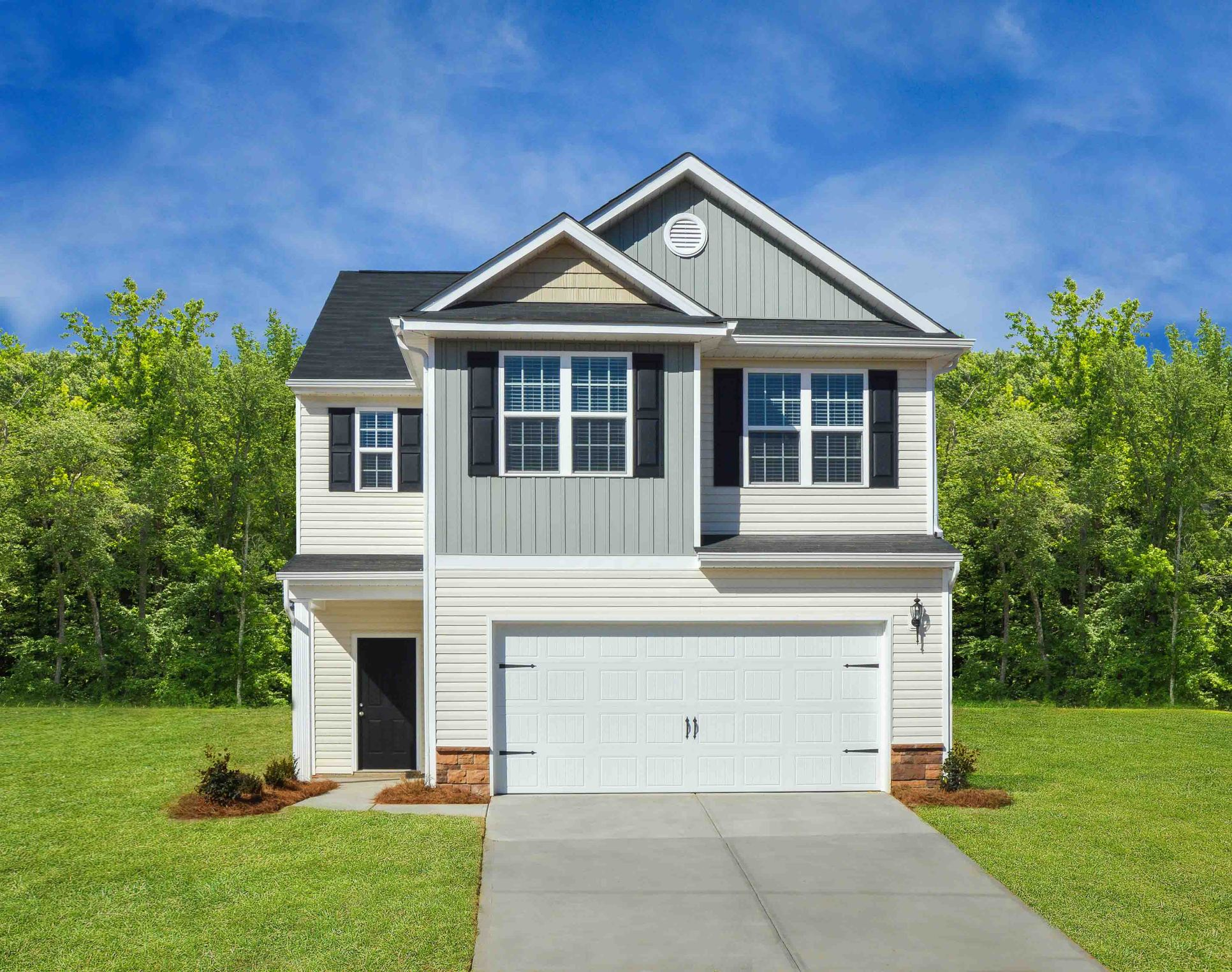 The Burke by LGI Homes:Beautiful 3 bedroom home with TONS of closet space