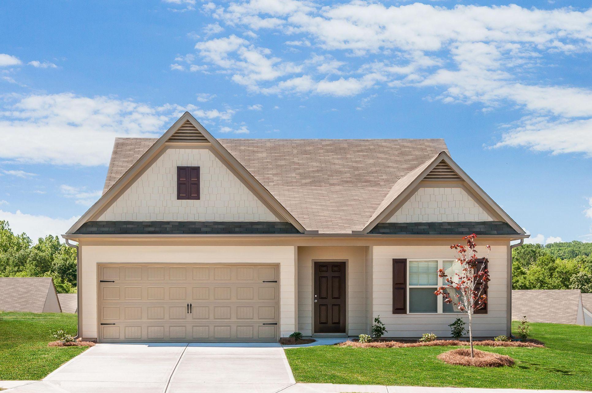 LGI Homes at Creekside Manor:The Allatoona