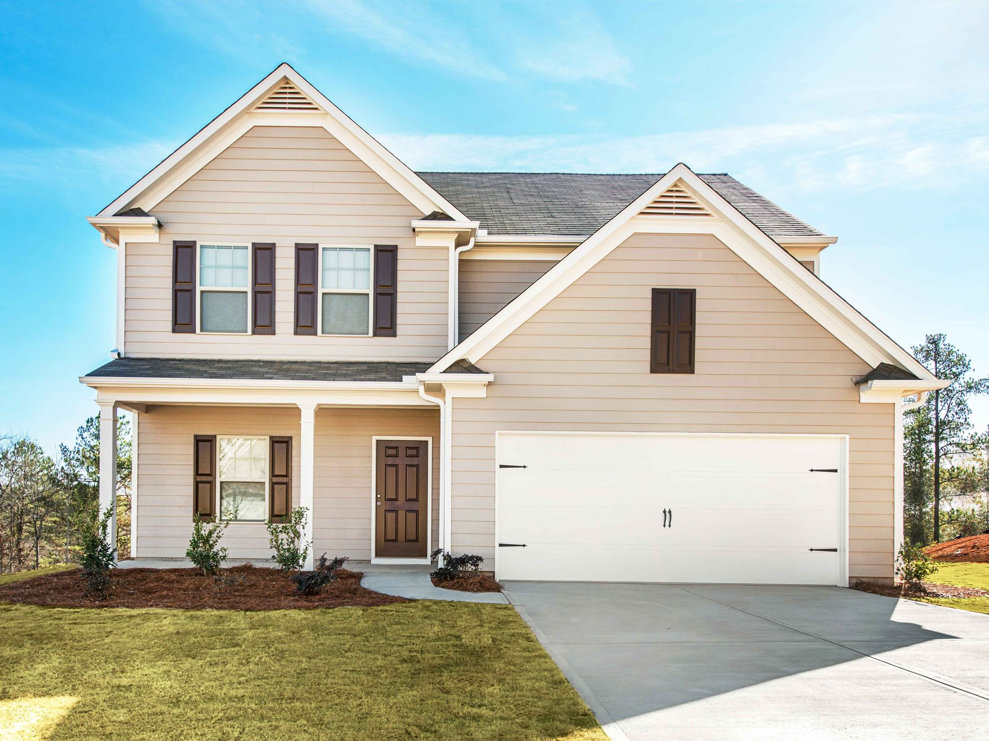 The Chatuge by LGI Homes:Incredible Two Story with GREAT Curb Appeal!