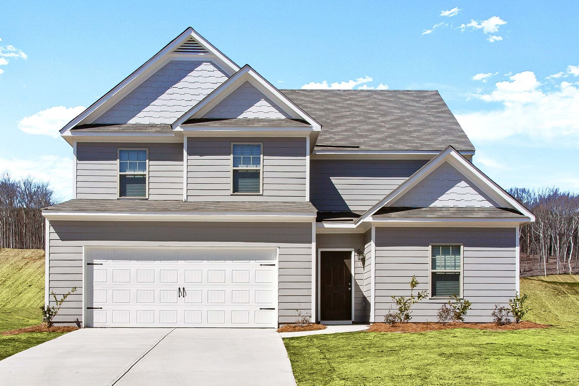 The Hartwell by LGI Homes:Two Story Home with Gorgeous Attention to Detail