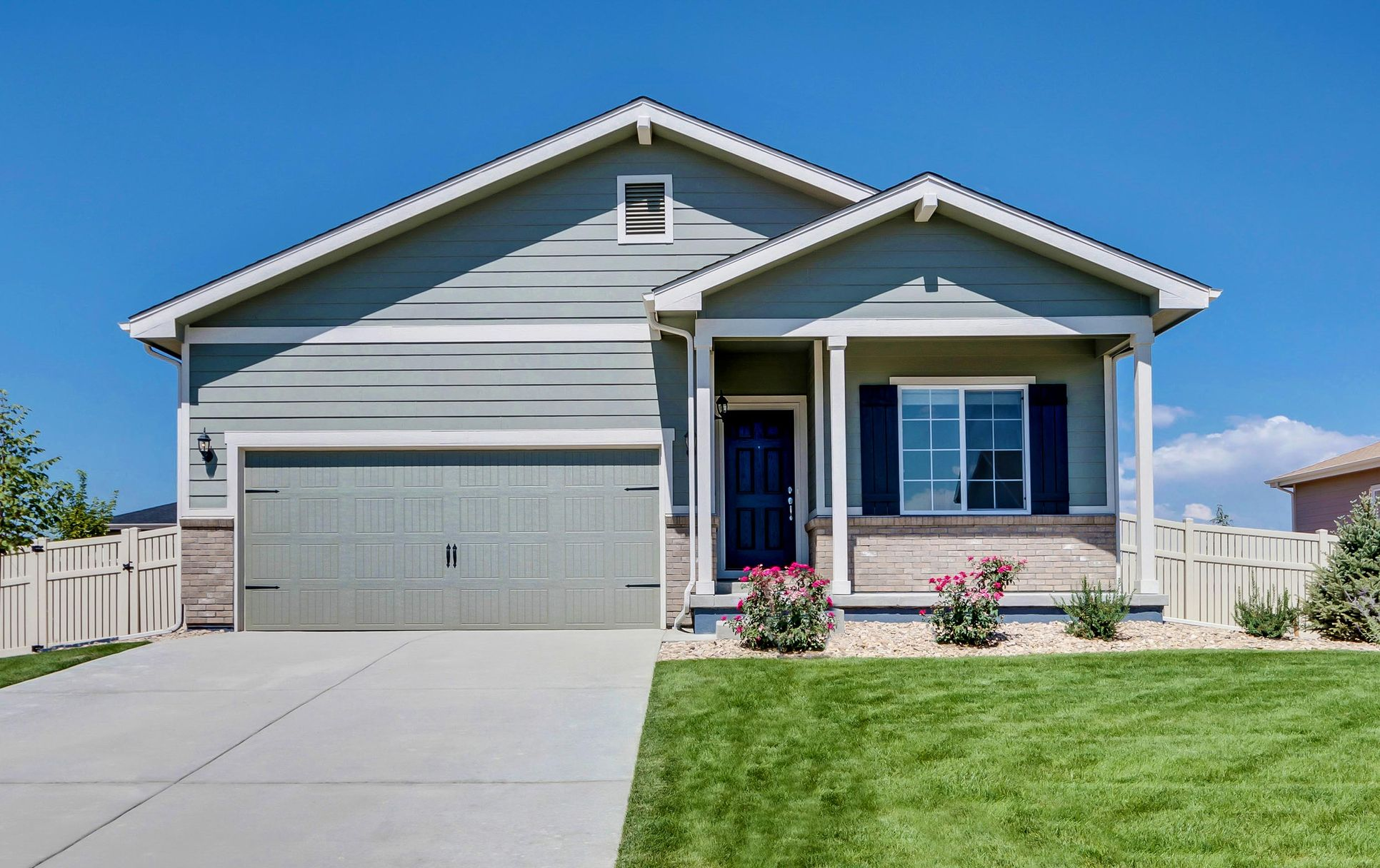 The Shavano by LGI Homes:3 bed/2 bath home available for quick move-in!