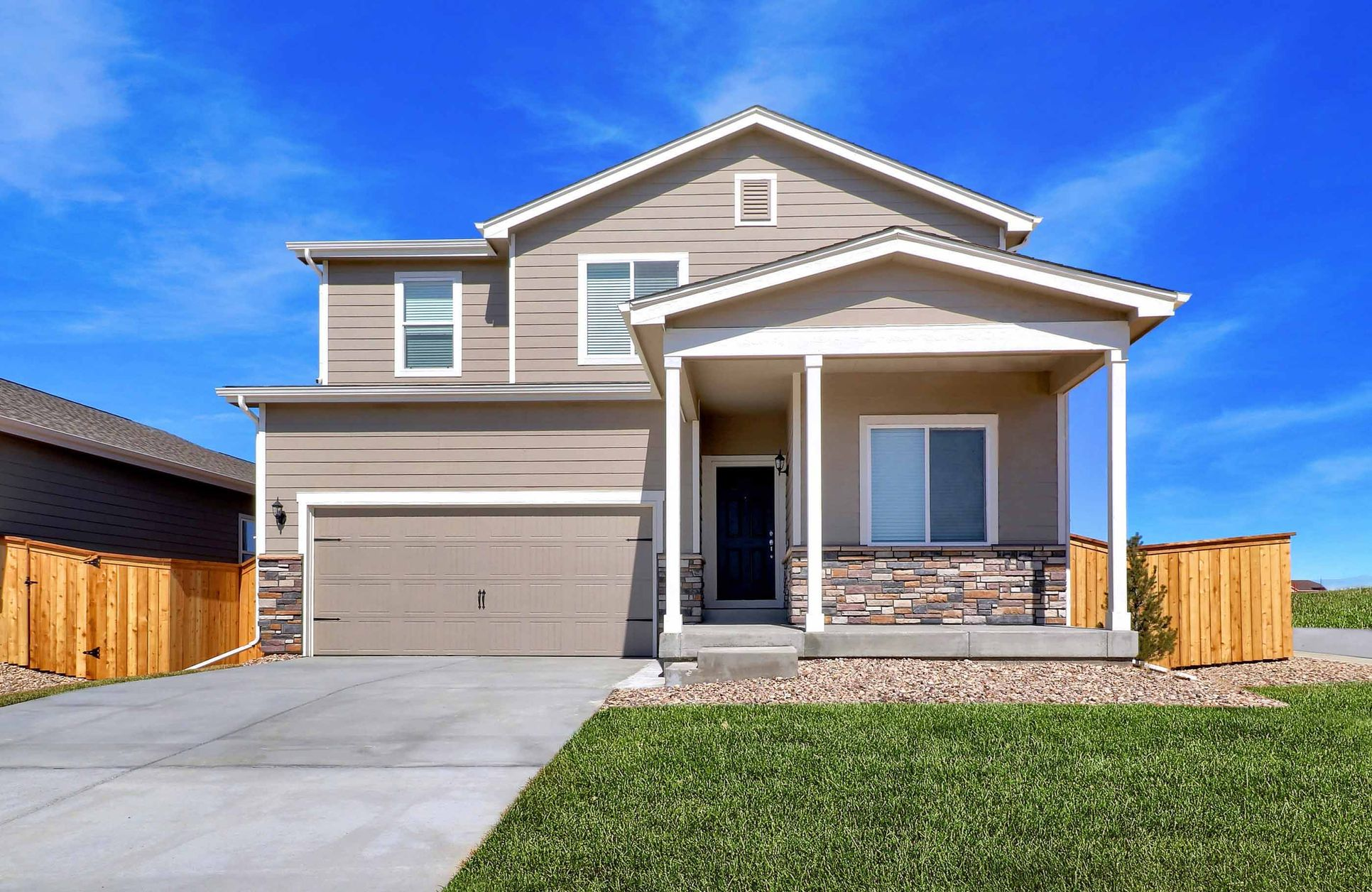 The Harvard by LGI Homes:Gorgeous and spacious 5 bedroom home!
