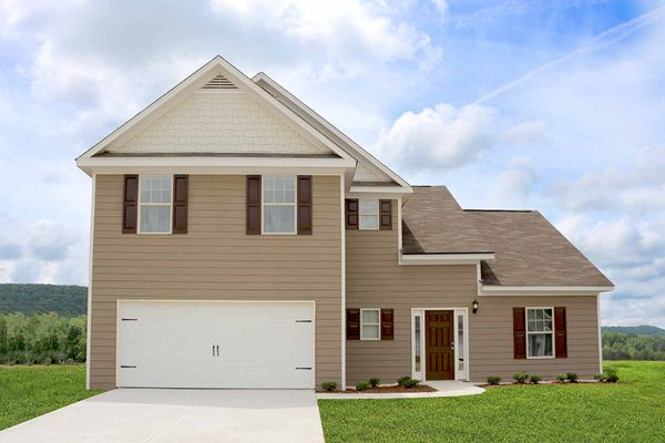 The Winfield by LGI Homes:Spacious Four Bedroom Home
