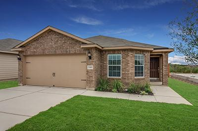 The Pecos by LGI Homes:LGI Homes at Freeman Ranch