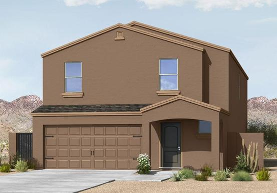 The Palo Verde by LGI Homes:New construction 2-story home in Cantera.