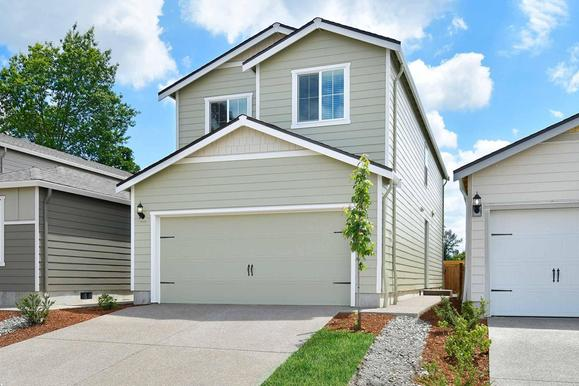 The Halibut A elevation by LGI Homes:LGI Homes at Bear Creek