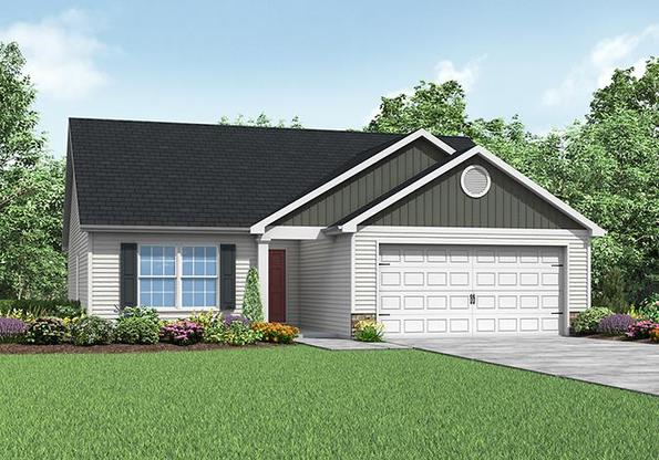 LGI Homes at Avery Pond:Alamance Plan - 3 bed/2 bath
