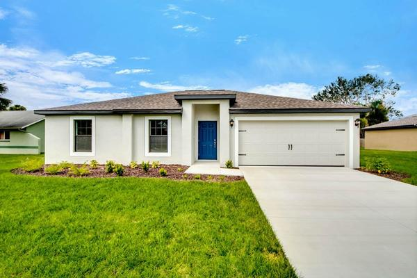 The Vero:LGI Homes - Poinciana