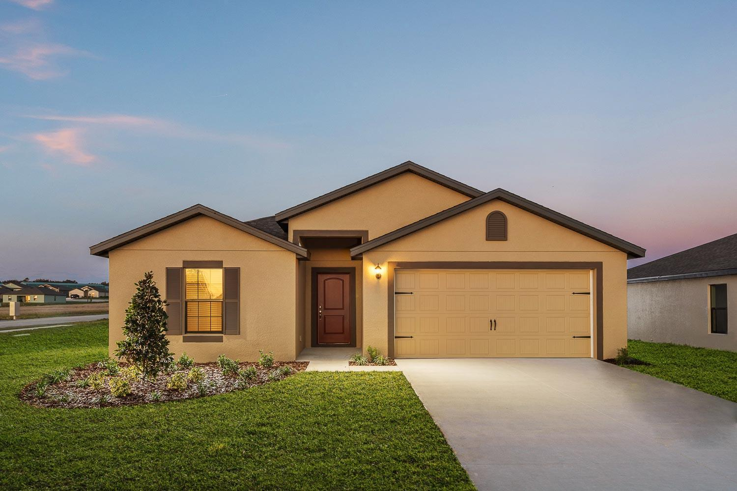 The Capri:The Ridge at Swan Lake by LGI Homes