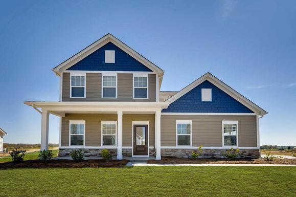 LGI Homes at Stratford:Magnolia Plan