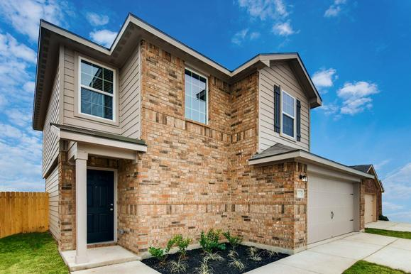 The Aspen by LGI Homes:Beautiful 3-Bedroom home with great curb appeal!