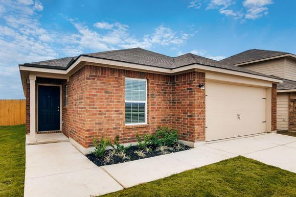 The Spring plan by LGI Homes:Spacious one-story home in the perfect neighborhood!
