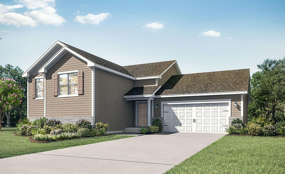 The Hennepin by LGI Homes:LGI Homes at White Tail Ridge