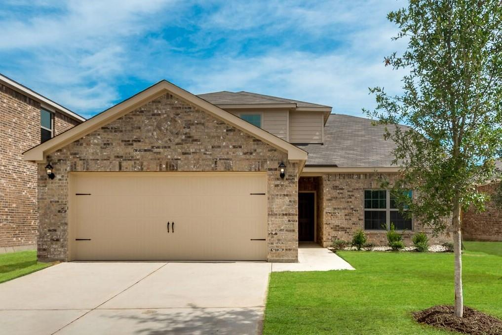 The Cypress by LGI Homes:Large two-story home with 4 bedrooms and 2.5 baths!