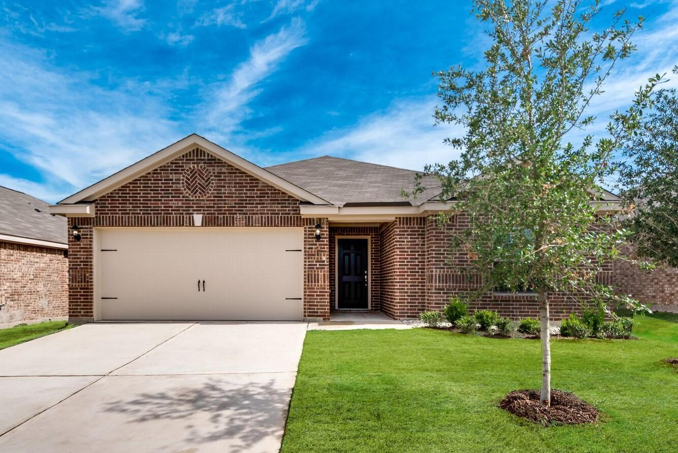 The Wichita by LGI Homes:The Wichita is available NOW at Windmill Farms!