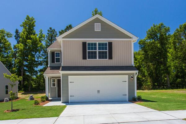 The Charleston:This beautiful home is loaded with upgrades!