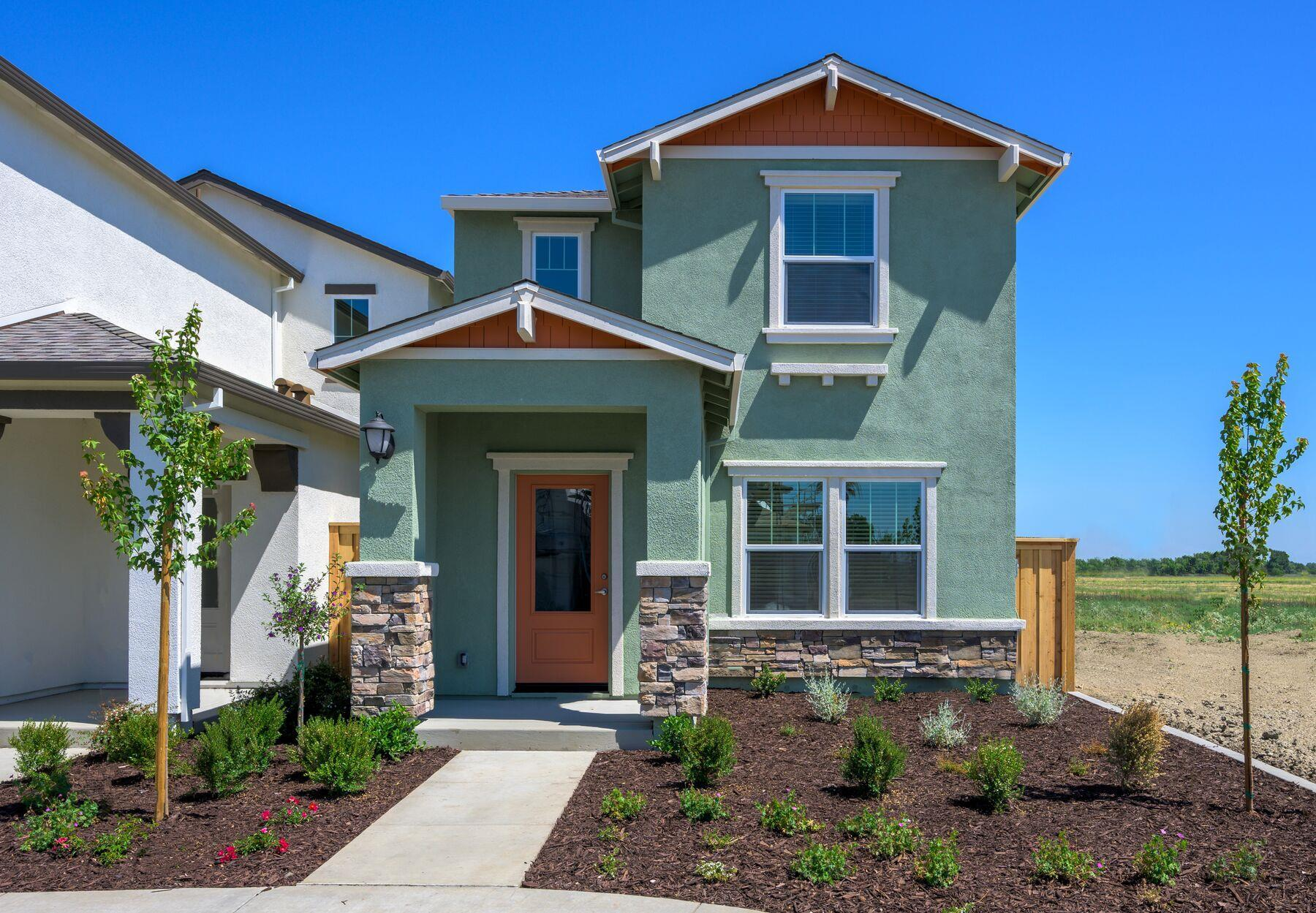 The Crystal:Gorgeous home loaded with upgrades and move-in ready!