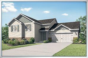 The Nicollet by LGI Homes:LGI Homes at Sanford Select Acres