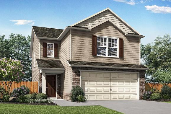 The Charleston by LGI Homes :This 3-Bedroom Home is What Dreams are Made of!