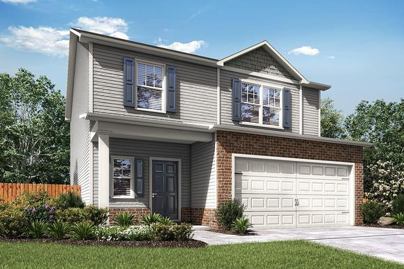 The Avery by LGI Homes:Beautiful 3-Bedroom with Covered Porch