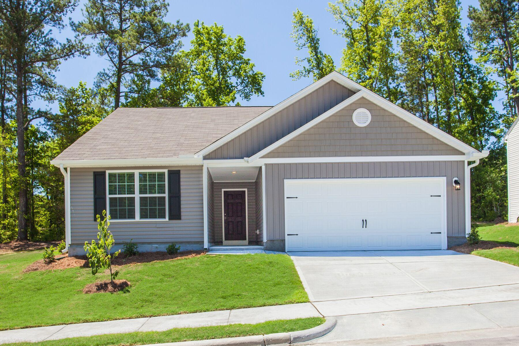 The Alamance Plan:Gorgeous 3 bed/2 bath home with open floor plan