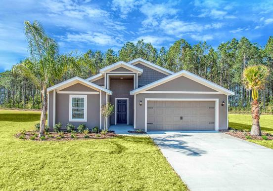 The Hillcrest:LGI Homes - Lakes at Woodlawn
