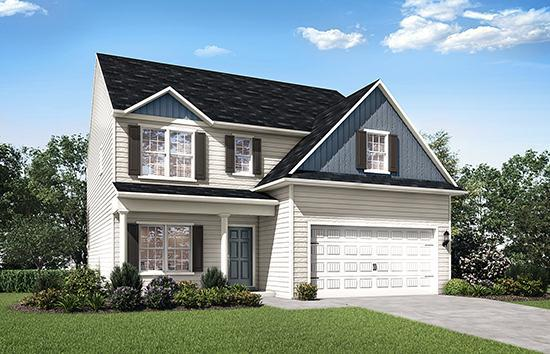 The Hartford Plan:Gorgeous 4 bed/2.5 bath home with open floor plan