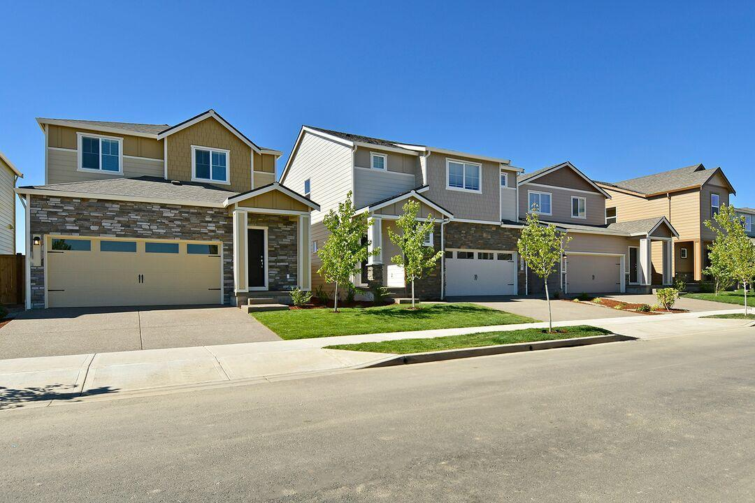 LGI Homes at Baker Creek:Baker Creek offers move-in ready homes loaded with designer upgrades!