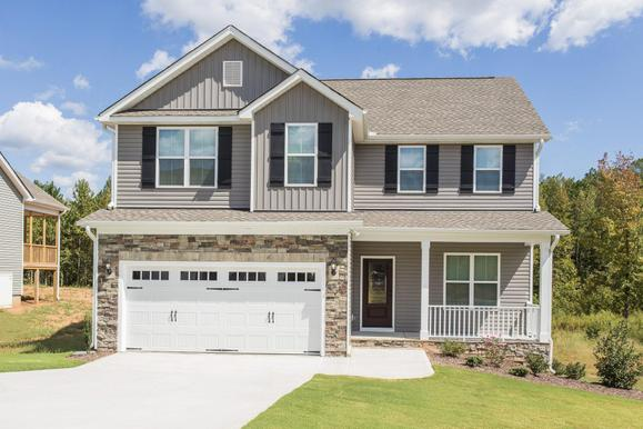 The Roxbury Plan:Gorgeous 3 bed/2.5 bath home with play room!