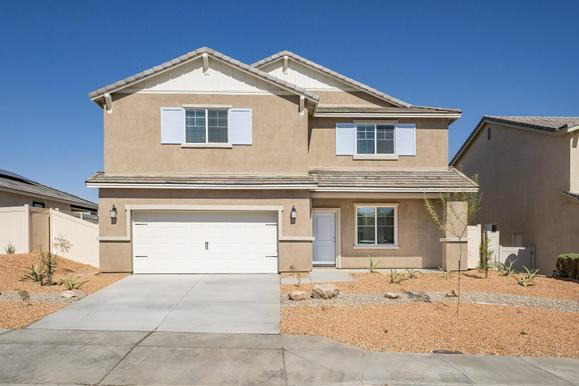 The Redondo Plan:Gorgeous move-in ready home with an open floor plan & loft