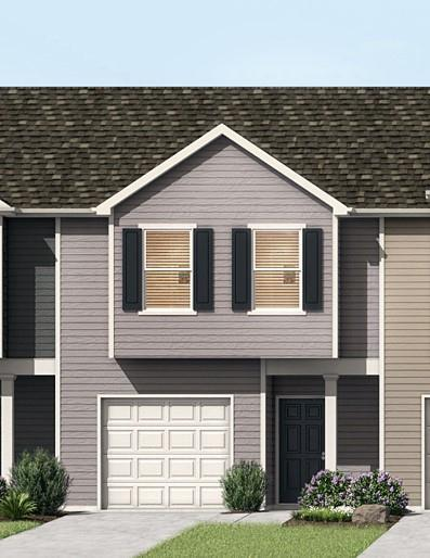 The Austell by LGI Homes:LGI Homes at Highwood Trace