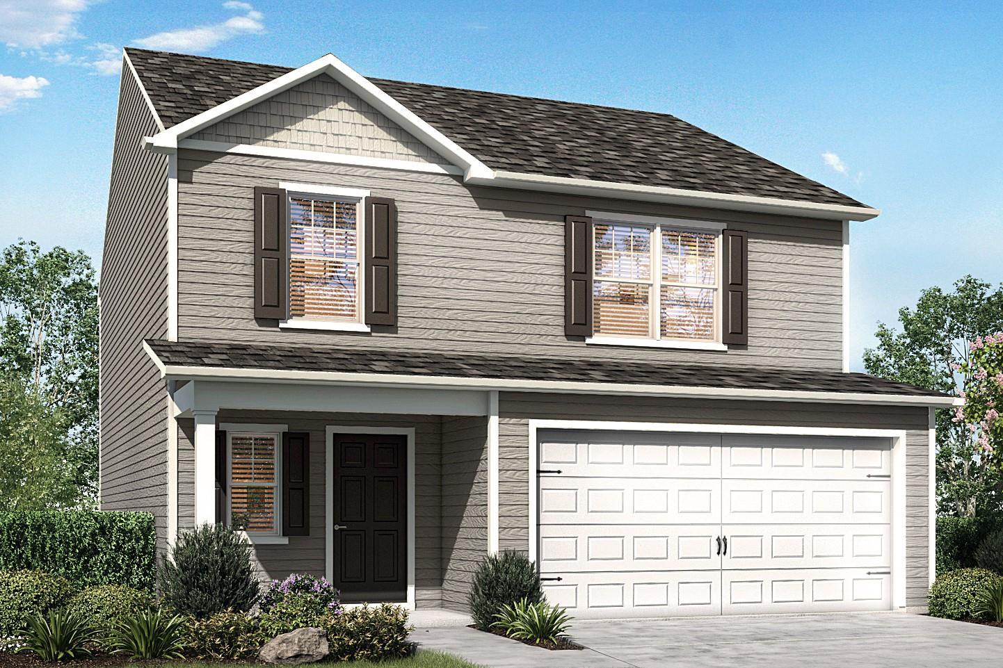 LGI Homes at Anneewakee Trails:The Camden by LGI Homes
