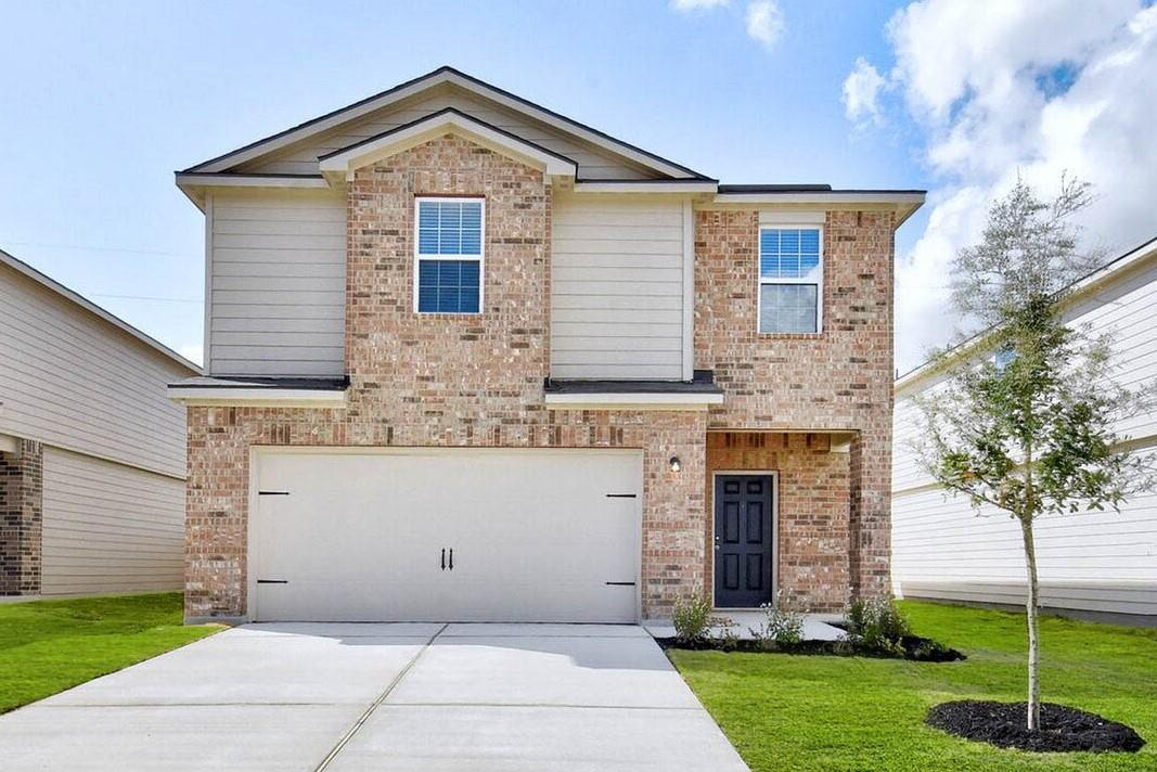 The Osage Plan by LGI HomesThe Osage Plan by LGI Homes:The Osage has incredible curb appeal!