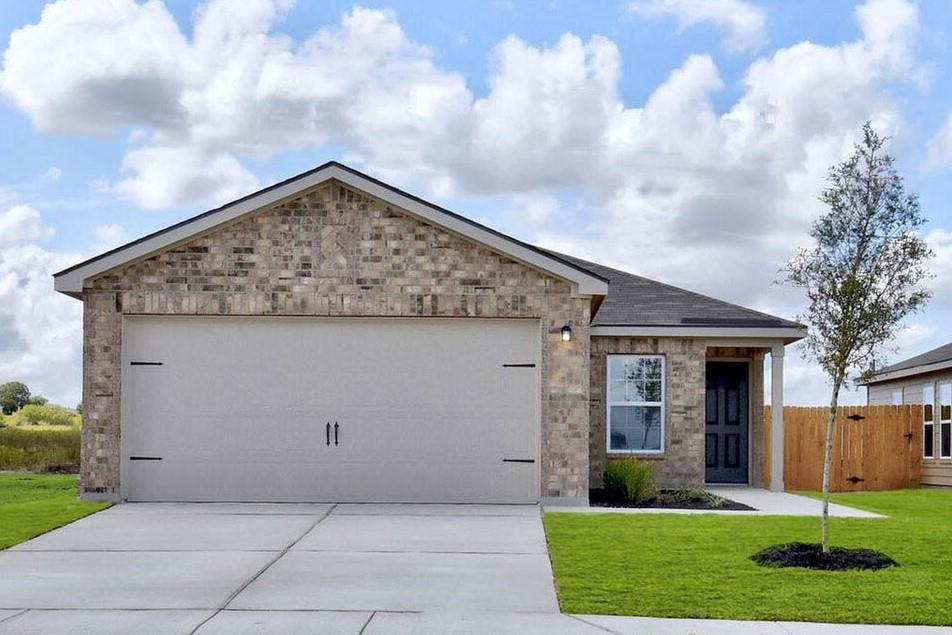The Pecan Plan by LGI Homes:The Pecan plan is available now!